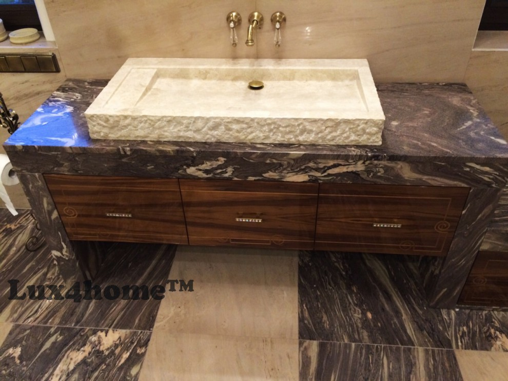 Marble sinks Lux4home